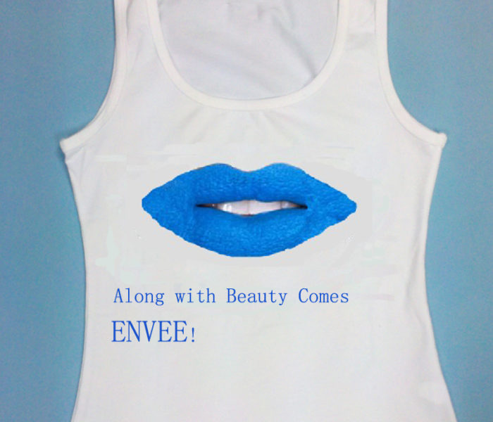 Along with Beauty Comes ENVEE!